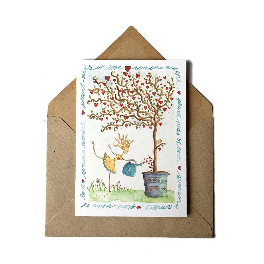 Semina amore card